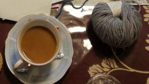 ゆるーくお茶して ニットカフェ(ニットづくり体験)