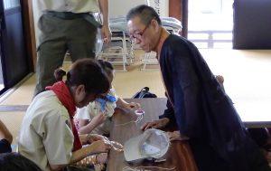 数珠づくり体験 名念寺