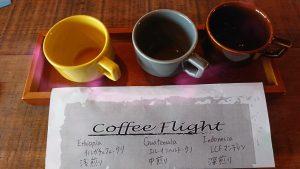 こだわったコーヒーで一息(OVERCOFFEE)