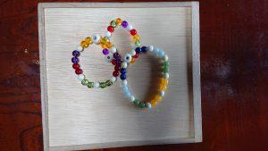 腕輪念珠づくりと護摩祈祷体験 観音寺